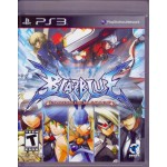 PS3: BLAZBLUE CONTINUUM SHIFT