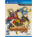 PSVITA: Sorcery Saga : Curse of the Great Curry God (Z1)