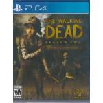 PS4: The Walking Dead: Season Two A Telltale Game Series (ZALL)