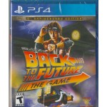 PS4: Back to the Future: The Game (30th Anniversary Edition)[Z1]