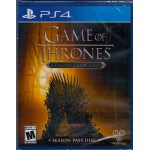PS4: GAME OF THRONES - A TELLTALE GAMES SERIES (Z-1)