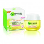 Garnier Light Complete Multi-Action Whitening Cream SPF15/PA+
