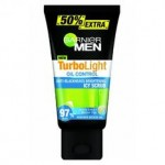 Garnier Men TurboLight Oil Control Anti-blackheads Brightening Icy Scrub 50 ml