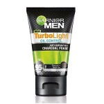 Garnier Men TurboLight Oil Control Charcoal Foam 100 ml