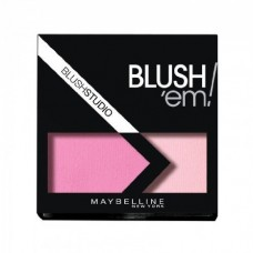 MAYBELLINE BLUSH STUDIO BLUSH'EM 04 I love pink!