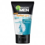 Garnier Men TurboLight White+Oil Control DuoFoam 100 ml