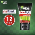 Garnier Men Acno Fight 12 in 1 Anti-acne Foam 150 ml