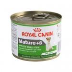 Royal Canin Mini Mature +8 ชนิดเปียก สูตรสำหรับสุนัขพันธุ์เล็กสูงวัย อายุ 8 ปีขึ้นไป 195 กรัม