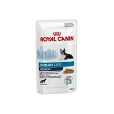 Royal Canin Urban Life Senior ชนิดเปียก สำหรับสุนัขอายุ5ปีขึ้นไป เลี้ยงในเขตเมือง 150 กรัม