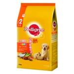 Pedigree เพดดิกรี ลูกสุนัขรสไก่และไข่ 1.5 กก. สำหรับลูกสุนัข อายุ 3-18 เดือน