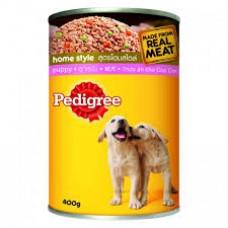 Pedigree เพดดิกรี ลูกสุนัข 400กรัม