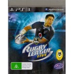 PS3: Rugby League Live (Z4)