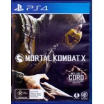 PS4: Mortal Kombat X
