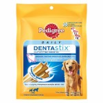 Pedigree เดนต้าสติก 300 g สำหรับสุนัขพันธุ์กลางและพันธุ์ใหญ่
