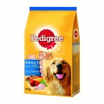 Pedigree ชนิดเม็ด รสไก่และผัก 1.5 kg สำหรับสุนัขโตเต็มวัย