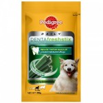 Pedigree เดนต้าเฟรชสติก 86 g สำหรับสุนัขพันธุ์กลางและพันธุ์ใหญ่