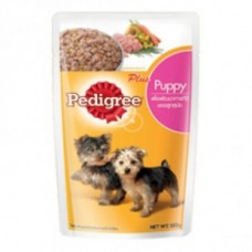 Pedigree Plus สูตรลูกสุนัข 120 g.