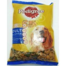 Pedigree ชนิดเม็ด รสไก่และผัก 400 g สำหรับสุนัขโตเต็มวัย