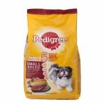 Pedigree ชนิดเม็ด รสตับย่าง 1.5 kg สำหรับสุนัขพันธุ์เล็ก