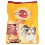 Pedigree ชนิดเม็ด รสตับย่าง 3 kg สำหรับสุนัขพันธู์เล็ก