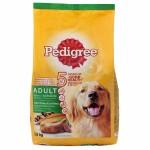 Pedigree เพดดิกรีอาหารสุนัขโตชนิดเม็ดรสไก่และตับย่าง 1.5กก. สำหรับสุนัขโตเต็มวัย