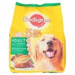 Pedigree ชนิดเม็ด รสไก่และตับย่าง 3 kg สำหรับสุนัขโตเต็มวัย