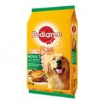 Pedigree ชนิดเม็ด รสไก่และตับย่าง 10 kg สำหรับสุนัขโตเต็มวัย