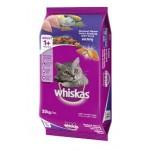 Whiskas ชนิดเม็ด รสปลาทู 7 kg สูตรแมวโต