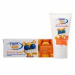 Pureen Kids เพียวรีนคิดส์ ยาสีฟันเด็ก กลิ่นส้ม 40 กรัม
