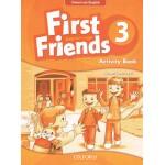 first Friends 3 Activity book