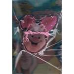 ระบายสีกับหมีพู Winnie The Pooh Colouring Book