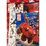 Big Hero 6 Fun Pack (สมุดซูเปอร์เกมบิ๊กฮีโร่ 6 พร้อมโปสเตอร์ + สมุดนิทานสองภาษา บิ๊กฮีโร่ 6 รวมพลัง! + สติกเกอร์)