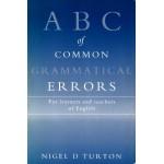 A B C OF COMMON GRAMMARTICAL ERRORS