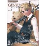 GUNSLINGER GIRL ดอกไม้เพชรฆาต เล่ม 03