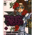 Trinity BLOOD ทรินิตี้ บลัด เล่ม 12