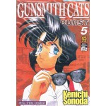 GUNSMITH CATS BURST เล่ม 5
