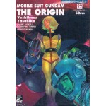 MOBILE SUIT GUNDAM THE ORIGIN เล่ม 22