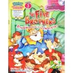 ห้าแฝดจอมป่วน กวนใจพระราชา +CD