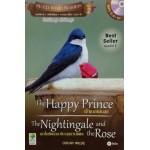 The Happy Prince เจ้าชายแสนสุข / The Nightingale and the Rose นกไนติงเกลกับกุหลาบแดง (+MP3 ฝึกฟัง-พูด)