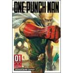 ONE PUNCH MAN วันพันช์แมน เล่ม 01