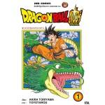 DRAGON BALL SUPER เล่ม 01