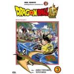 DRAGON BALL SUPER เล่ม 03