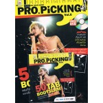 PRO PICKING VOL.6 ( 50 TAB BODY SLAM CONTENTS + DVD )