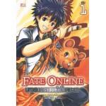 Fate Online มหาสงครามแห่งโชคชะตา เล่ม 01