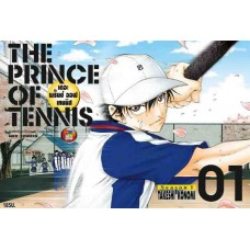 The Prince of Tennis Ultimate 01