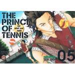 The Prince of Tennis เดอะ พรินซ์ ออฟ เทนนิส Season 2 เล่ม 05