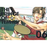 The Prince of Tennis เดอะ พรินซ์ ออฟ เทนนิส Season 2 เล่ม 06