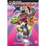 โปเกมอน Pokemon Special X Y เล่ม 02