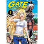 GATE เกท หน่วยรบตะลุยโลกต่างมิติ (การ์ตูน) เล่ม 4