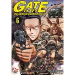 GATE เกท หน่วยรบตะลุยโลกต่างมิติ (การ์ตูน) เล่ม 6